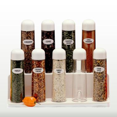 HEC-Spice Jar Set