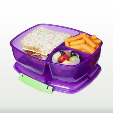 Sistema Triple Split Lunchbox